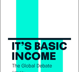 """""""It's Basic Income"""" book launch"""