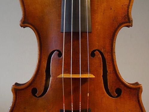 German Violin c. 1900-Labeled Nicolaus Amati