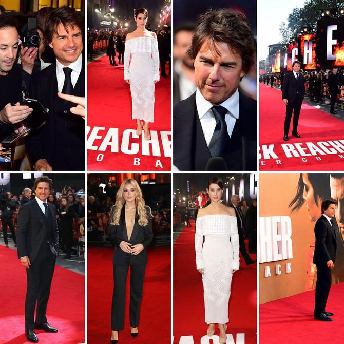 Jack Reacher - London Premiere