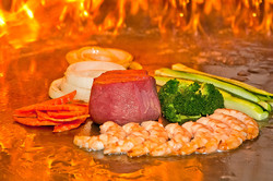 hibachi-food-cooking