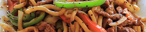 Noodle  Udon Or Soba