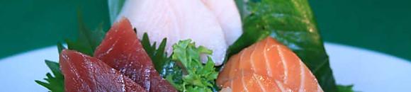Sushi  or  Sashimi  (2 ps per order)