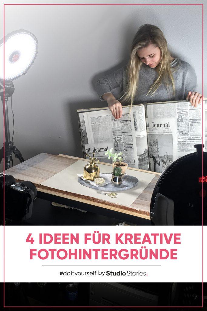 Du suchst Content mit Mehrwert? StudioStories. produziert Social Media Content, der deine Community inspiriert. Heute verraten wir dir die besten Ideen für kreative Fotohintergründe. Schau dir jetzt unsere Website an! #DIY #fotohack #backdrop #fotografie #fotohintergrund #pinspiration #trafficboost #hacks #fotostudio #inspiration #fototipps #idee #kreativ #einfach