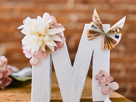 Mads&Madita. DIY. Geldgeschenk zur Hochzeit.