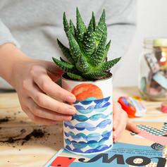 DIY & Upcycling Projekte.