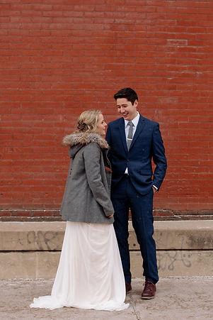 Kristin Mark Married-Bride Groom by Redm