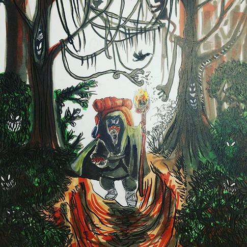 Deep Eden Woods