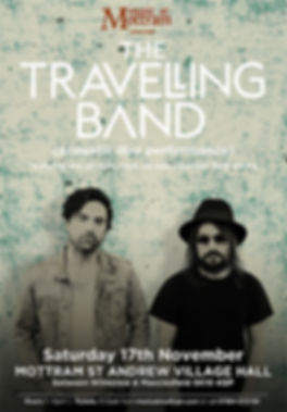 Travelling Band (duo) Poster