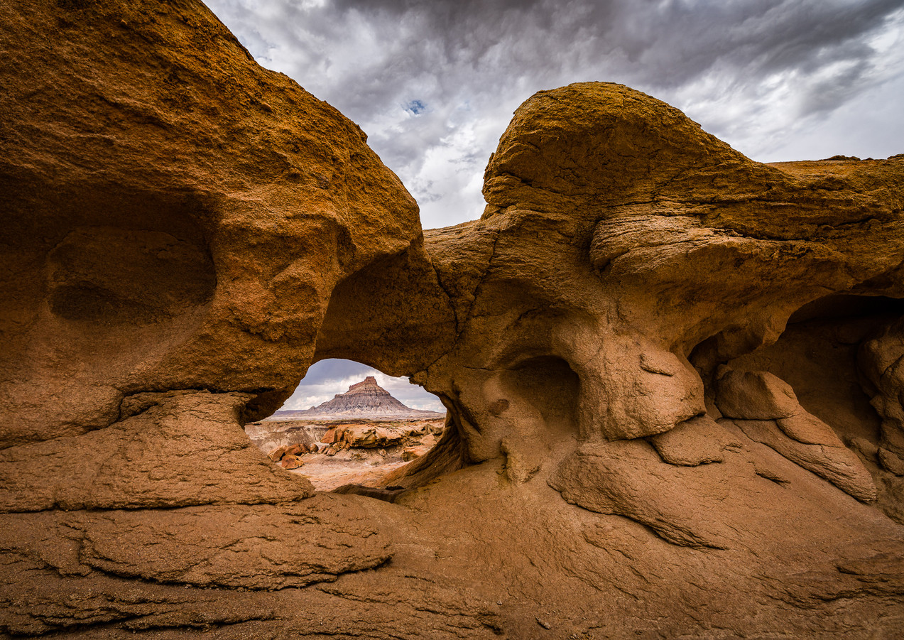 Desert Window