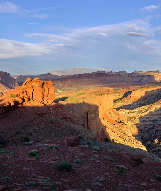 Sunset Point, Capitol Reef NP