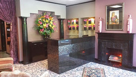 Salon Spa Boutique Reception Area