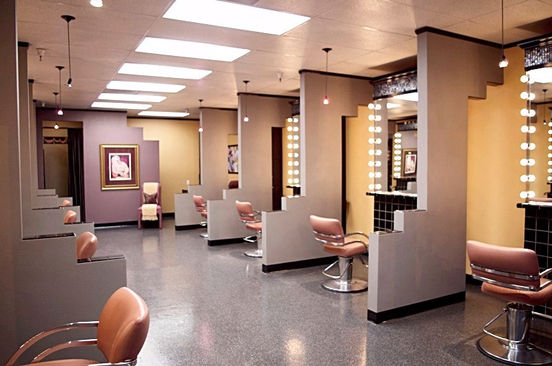Salon Stylist Stations