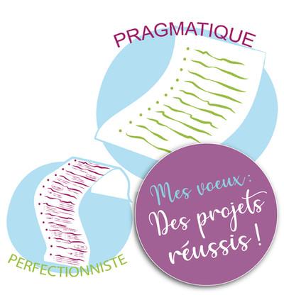 Garder l'équilibre entre le pragmatisme et le perfectionnisme