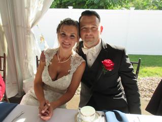 Michelle & Scott's Wedding Day