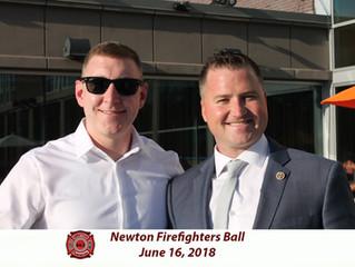 Newton Fireman's Ball