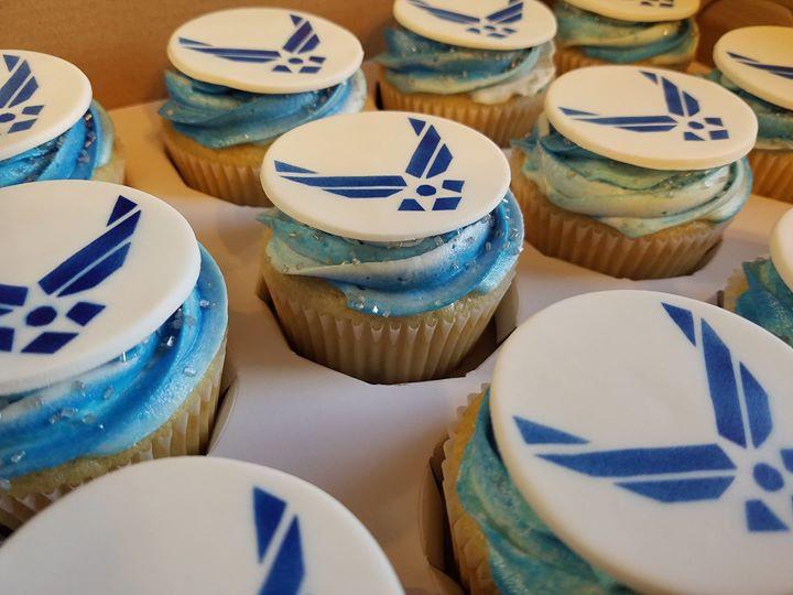 Cadet Cupcakes