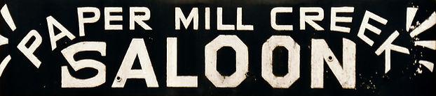 Paper Mill Creek Saloon Forest Knolls California