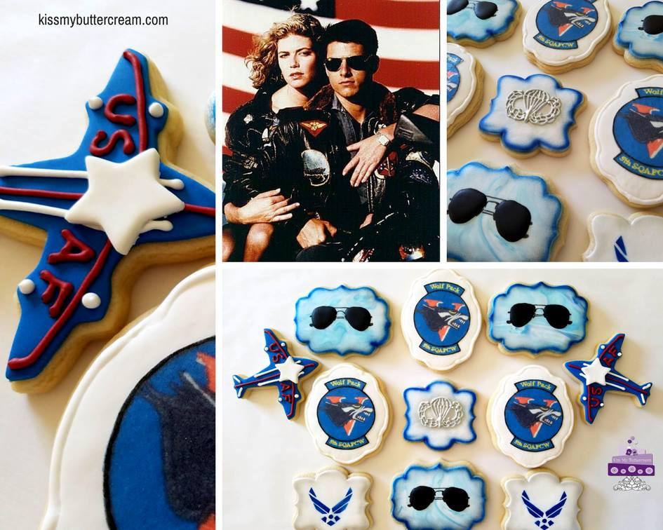 Cadet Cookies