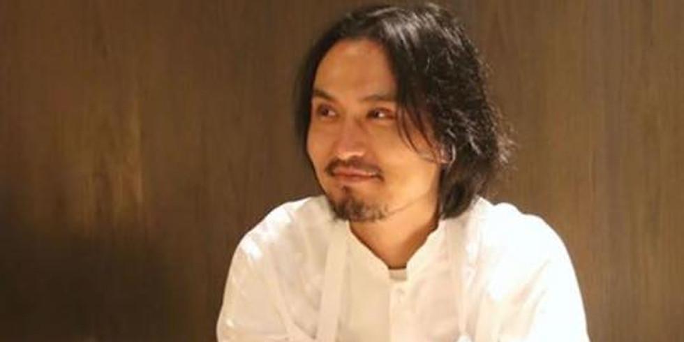 集まれ、料理人。  ~アジアのガストロノミーに必要なこと~  Cooks, Get Together!  The Way Gastronomy in Asia want to be w/ Chef Namae Shinobu