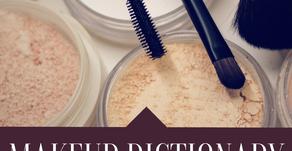 Makeup Dictionary