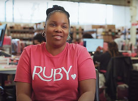 Crystal Etienne, Ruby Love Founder & CEO