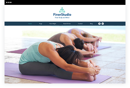 "wix seo website of Geydi Moreno finer studio ranks on google for ""yoga bronx"""