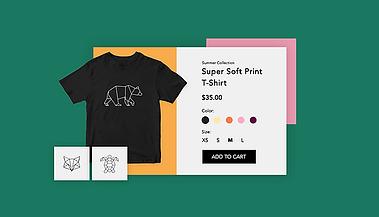 Как открыть интернет-магазин футболок