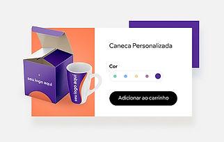 Venda Brindes Personalizados Utilizando Print on Demand do Wix