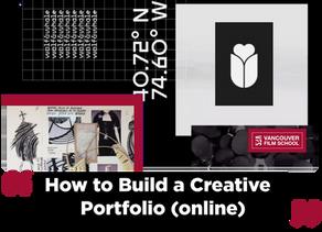 """How to Build a Creative Portfolio (online)""สร้างPortfolio สุดปัง! อย่างไรให้โดนใจมหาวิทยาลัย"