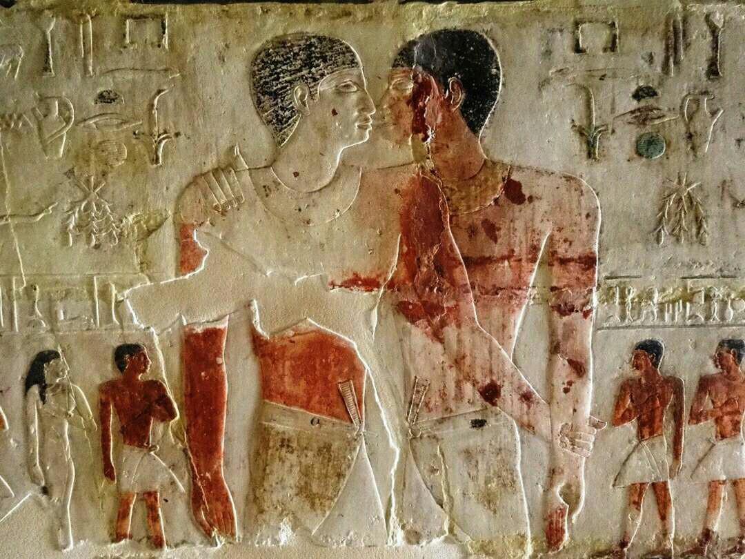 Ancient Murals.