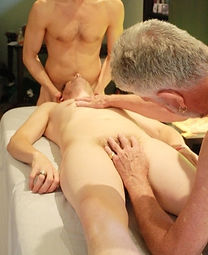 Naked Men's Massage