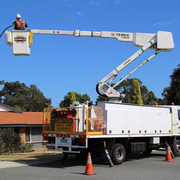 UAM Streetlight Maintenance