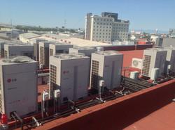 Conagua Monterrey - VRF Multi V LG