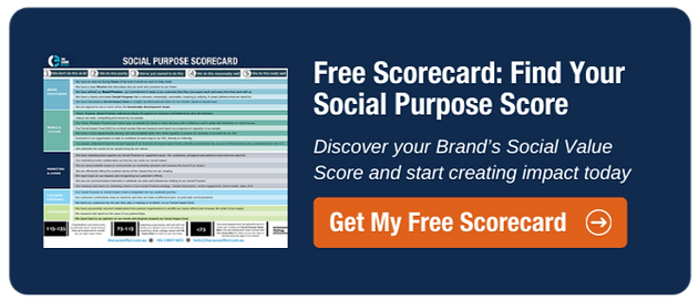 Discover your brand's social value score and start creating impact today