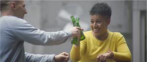 Heineken's Worlds Apart campaign