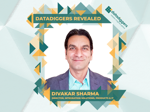 Getting to know DataDiggers - Divakar Sharma, Director (Integration Solutions, Products & IT)