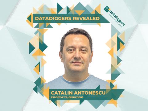 Getting to know DataDiggers - Cătălin Antonescu (Executive VP, Operations)