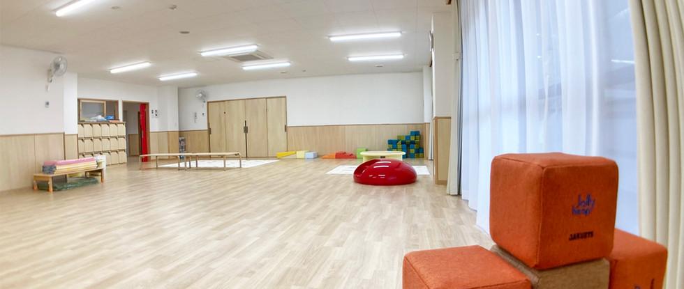 2F 0歳児保育室