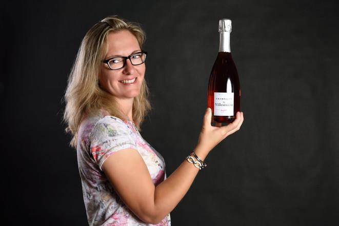 Champagne La Villeseniere