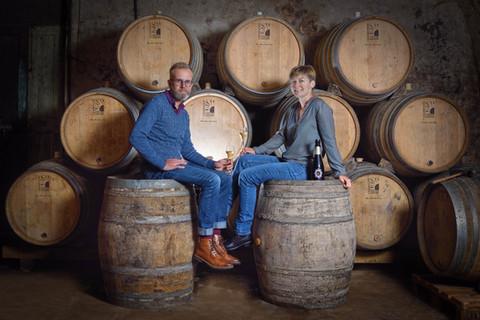 Virginie et Laurent - Caillez Lemaire
