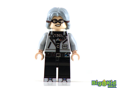 QUICKSILVER Custom Printed on Lego Minifigure! Marvel Xmen