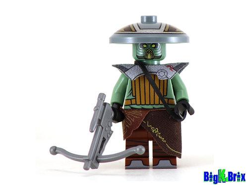 EMBO Bounty Hunter Custom Printed & Inspired Lego Star Wars Minifigure