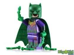 Joker Batman Side
