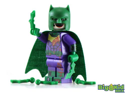 JOKER BATMAN Custom Printed on Lego Minifigure! DC