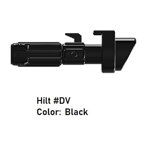 HILT #DV Custom for Lego Minifigure! Star Wars Darth Vader