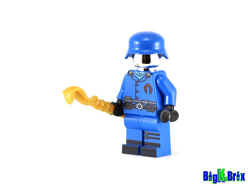 COBRA COMMANDER Custom Printed & Inspired Lego GI Joe Minifigure