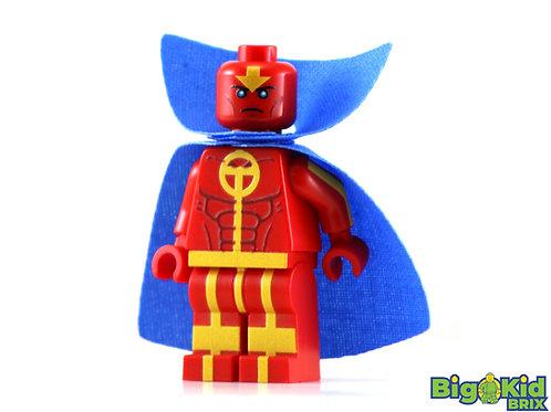 RED TORNADO Custom Printed on LEGO Minifigure! DC