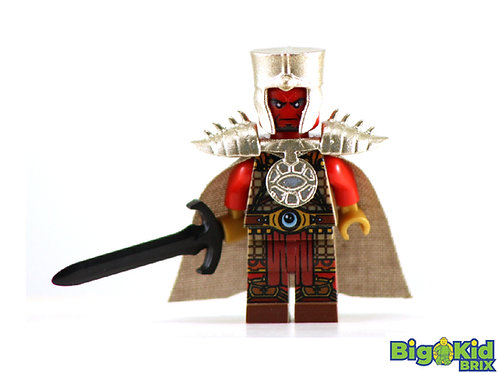 NAGA SADOW Custom Printed on Lego Minifigure! Star Wars