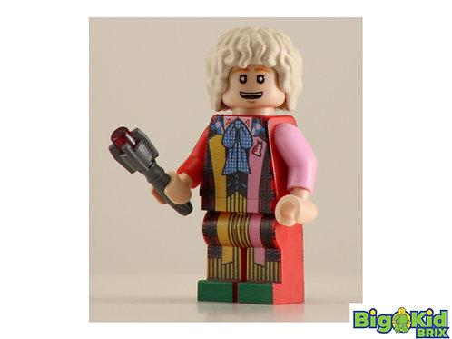 DOCTOR WHO #6 Custom Printed on Lego Minifigure! Dr. Who