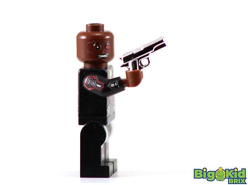 CHROME 9MM Custom for Lego Minifigure!